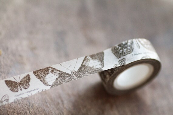 Tissue Tape BUTTERFLY 16 yards