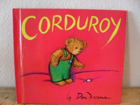 Clearance Classic Corduroy Childrens Book from 1968