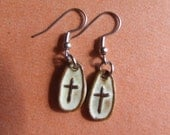 Earrings Crosses