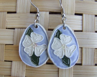 Porcelain Dogwood Flowers