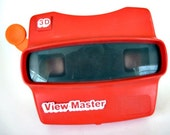 Vintage 3D View Master with 15 Reels