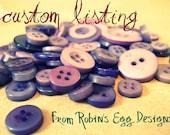 Custom listing for dominicgino