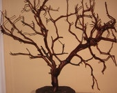 Hand Carved Manzanita Wish Tree