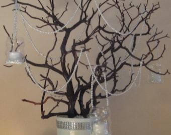Manzanita Tree-White Pearl