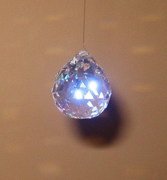 30mm Aurora Borealis Crystal Ball