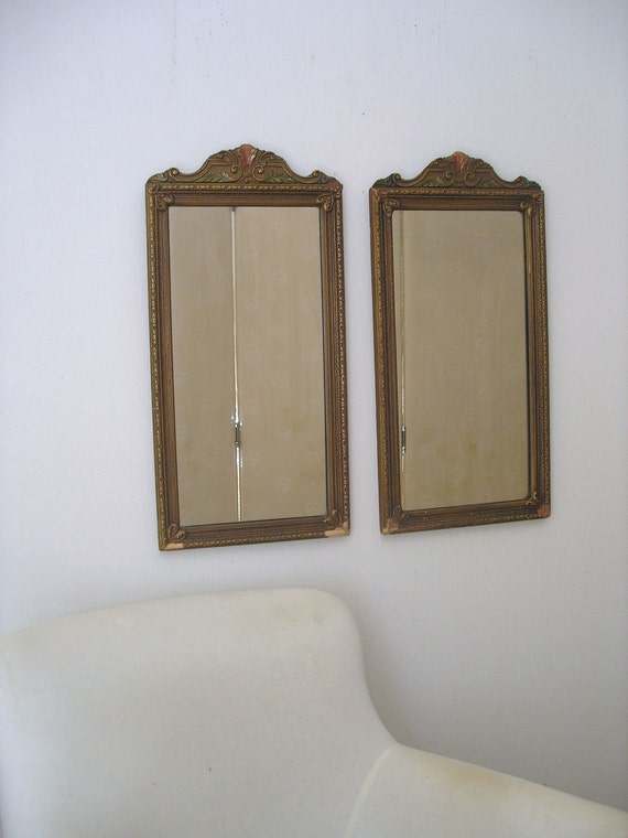 Decorative narrow mirror for Narrow wall mirror decorative