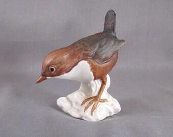 CLEARANCE Goebel Wren Dipper 36742 Figurine