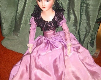 Vintage Collectible Original Boudoir Doll Named Viola