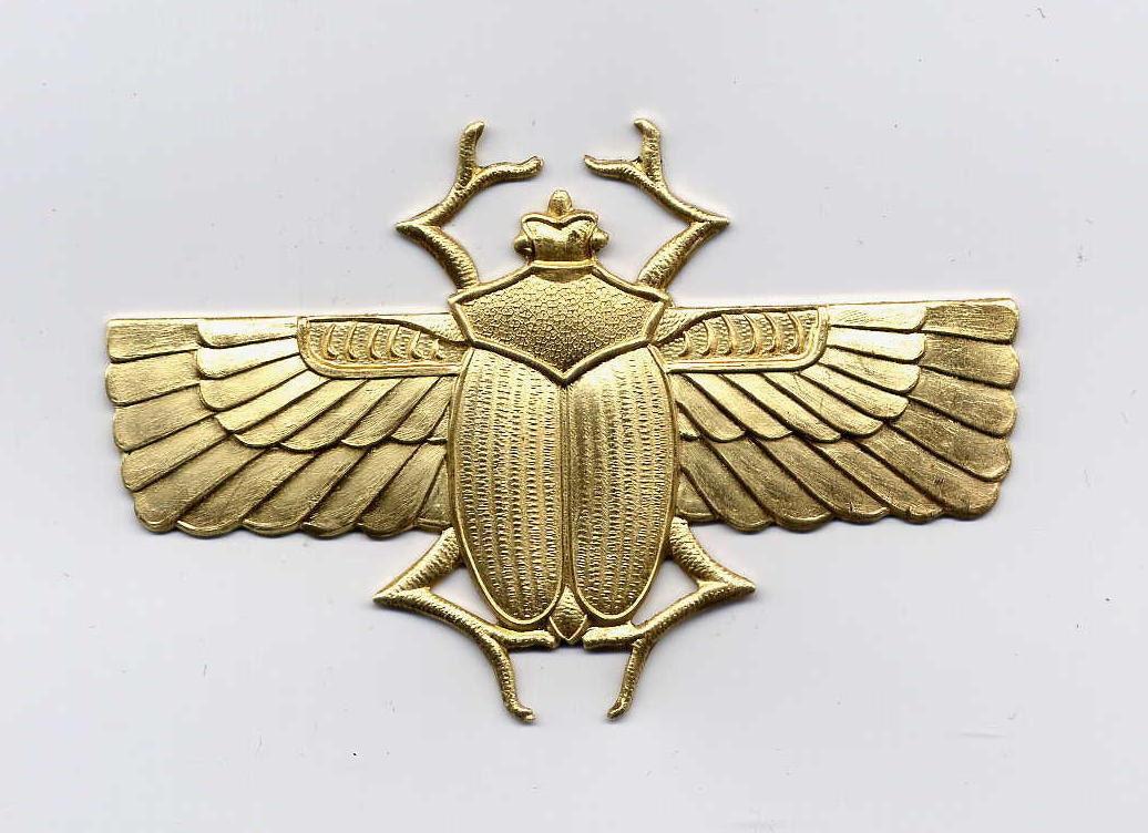 egyptian winged scarab - photo #18