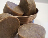 Handmade Chai Tea Round Soap 1 Bar