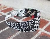 Adults - Skulls Reversible Headband