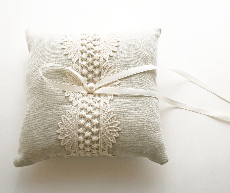 wedding ring bearer pillows