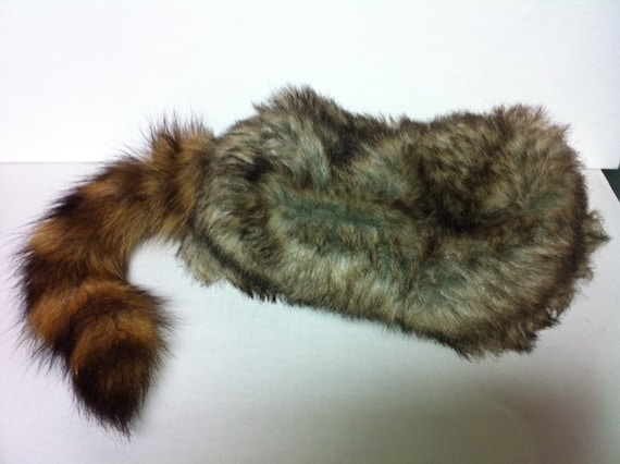 Absolutely not Daniel Boone's Coonskin Cap