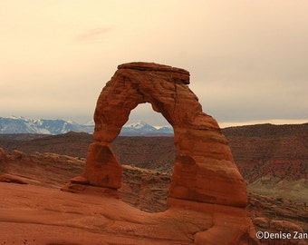 Delicate Arch, Arches National Park, Utah Photo