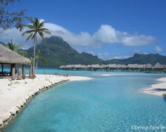 Bora Bora, Tahiti Photo