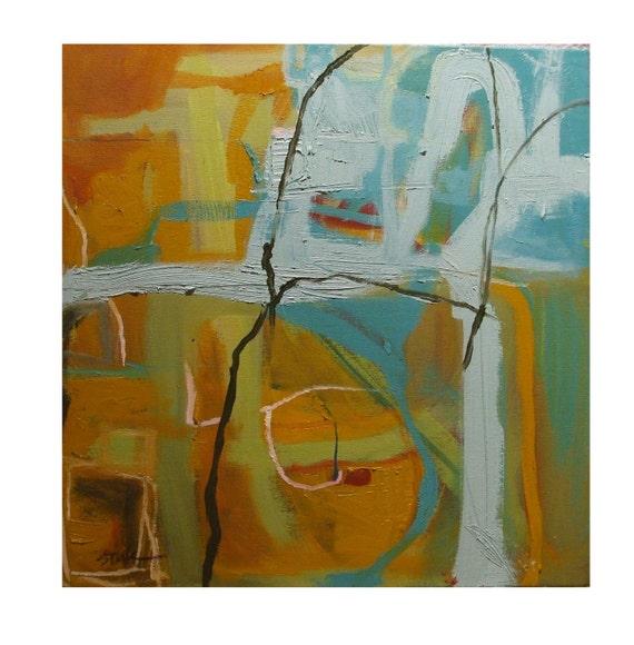 Oil painting contemporary original