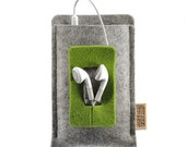Phone Case // german wool felt // for your iPhone or iPod