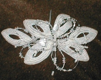 Wedding Headpiece Bridal Hair comb