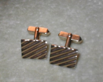 Vintage Cuff Links by SWANK