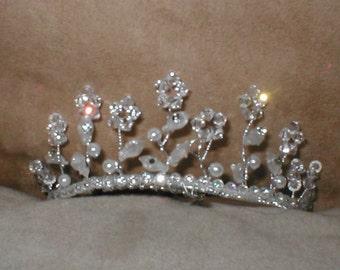 Swarovski Crystal Bridal Headpiece