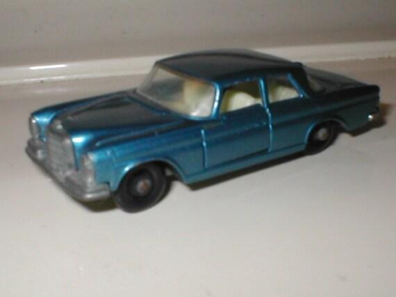 Vintage Matchbox No.46 MERCEDES 300 SE
