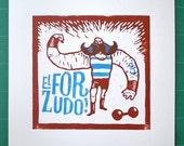 El Forzudo - The Strong Man