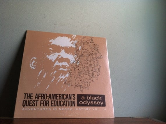 RESERVED for Politicals - Adventures in African American History Vol 3- The Afro-Americans Quest for Education