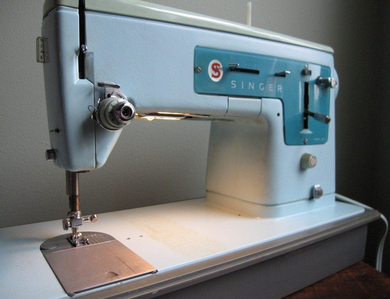 singer 327k sewing machine review