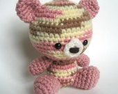Amigurumi Crochet Teddy Bear Pattern