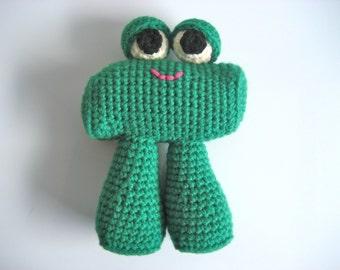 Amigurumi Crochet Pi Guy Pattern