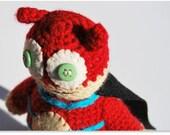 Maxi, the Turtlebear Superhero