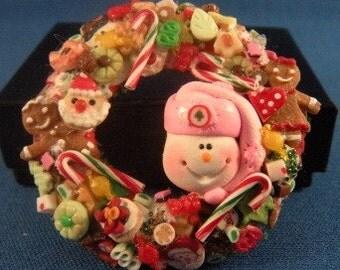festive fun holiday wreath