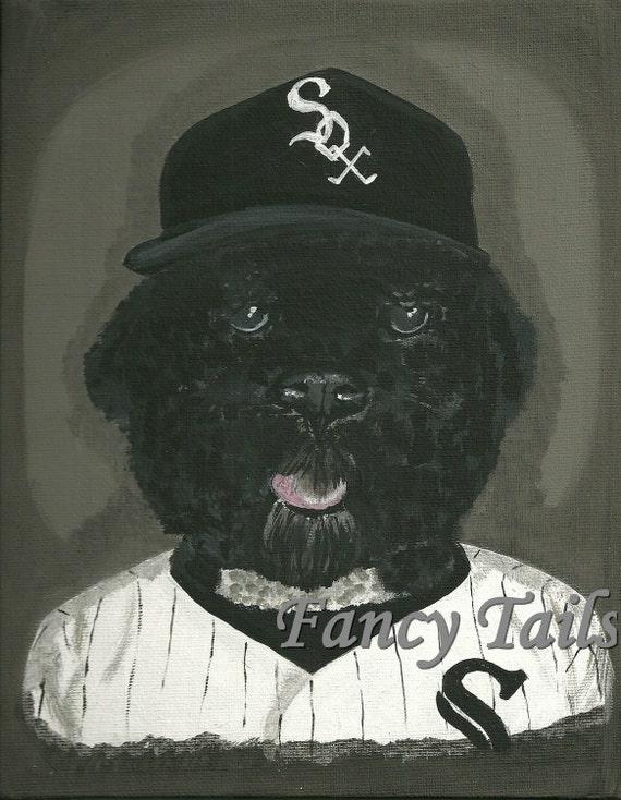 White Sox Bo 8x10