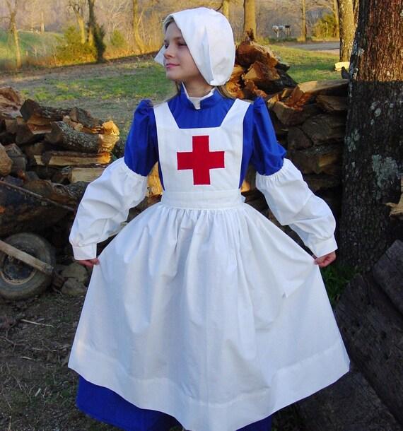 Clara Barton Historical Bonnet Bonnet