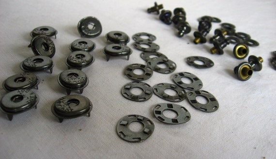 Small LIFT THE DOT Socket & Stud Set washer, plate/military/AN227/hardware/boat