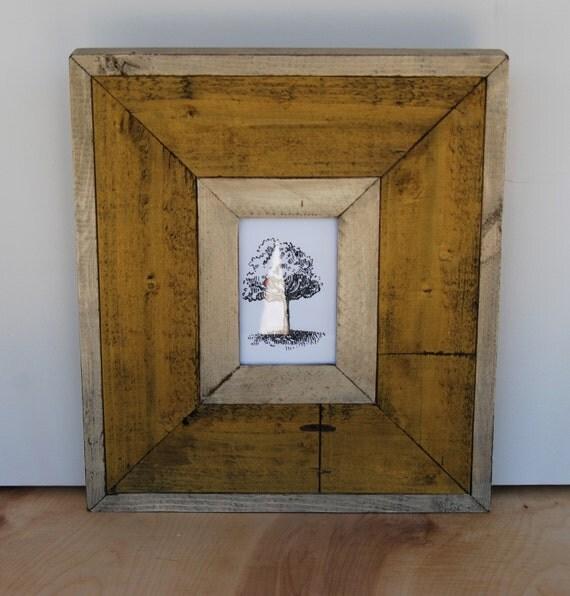 Shabby Barnwood Frame