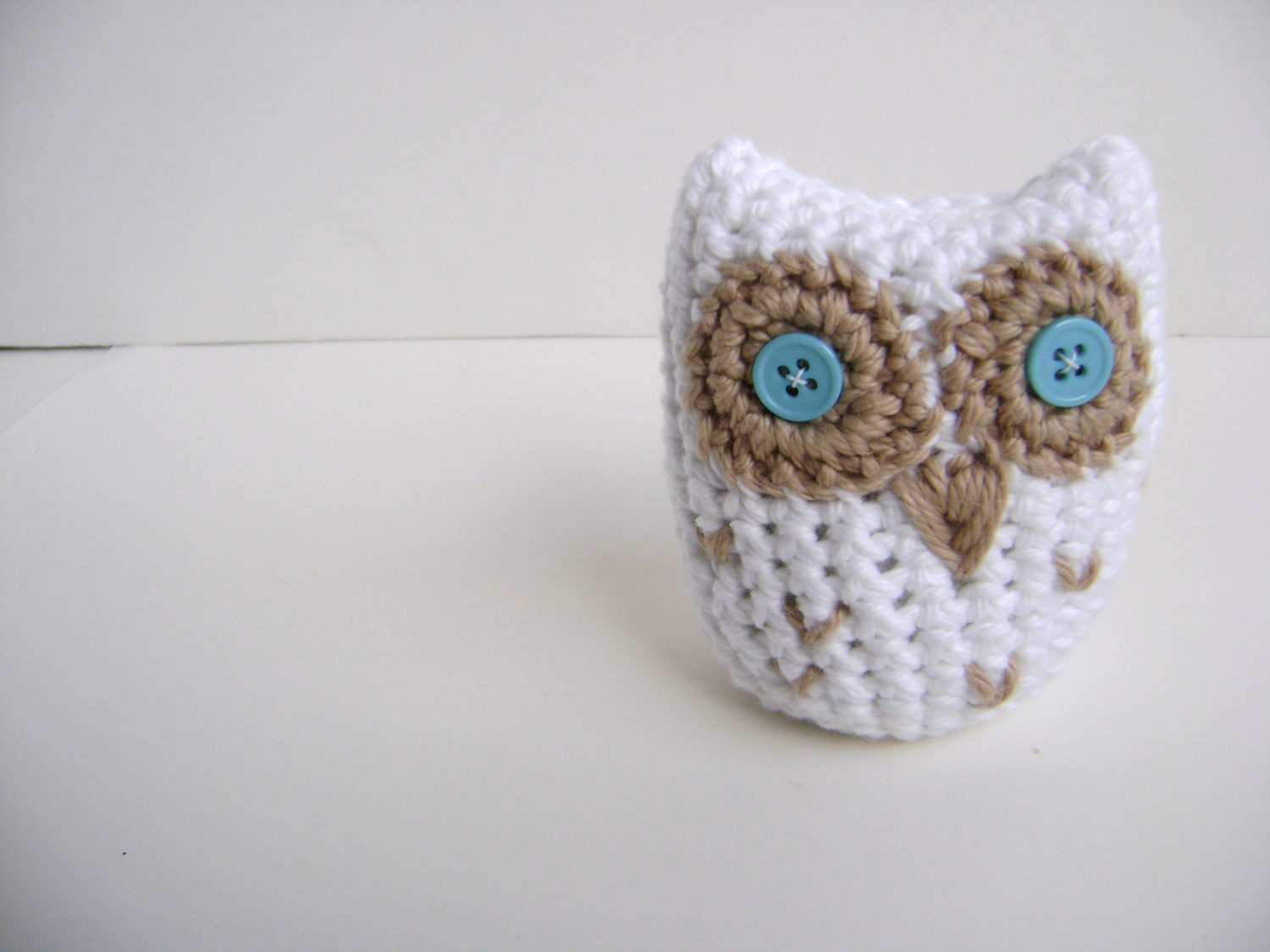 Owl Toy Knitting Pattern images