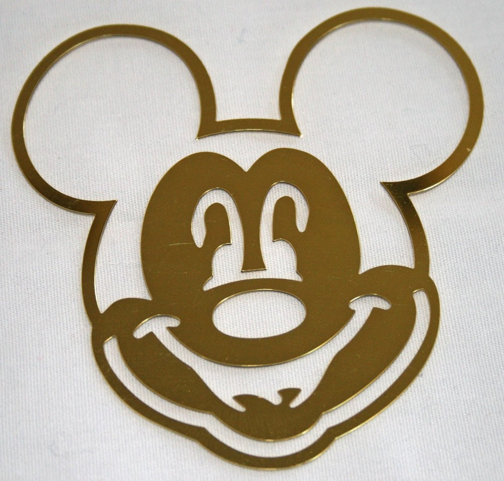 1000px for Mickey mouse face template for cake