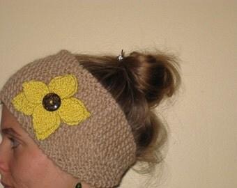 Warm Wool Headband