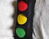 Traffic Light Plush Pillow
