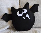 Jugular the Bat Plush Pillow