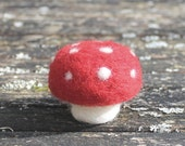 toadstool pincushion mushroom pin cushion