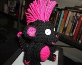 Punk Rock Monkey.