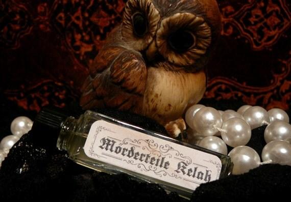 Morderteile Kelah handcrafted perfume oil