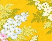 Heather Bailey - Nicey Jane - Picnic Bouquet in Tangerine - 1 yard