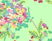 Amy Butler - LOVE - Water Bouquet in Mint - Fat Quarter FQ