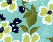 Joel Dewberry - Modern Meadow - Dogwood Bloom in Pond - Fat Quarter FQ
