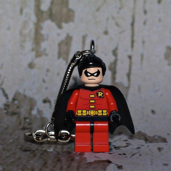 Robin LEGO key chain