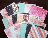 "SALE: 4""x6"" Prima Papers by Iron Orchid Designs  for Scrapbooking, Card Making and Paper Crafts"