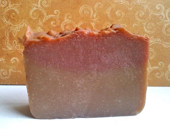 Sale Pumpkin Apple Butter Cold Process Soap